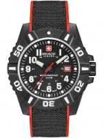 Ceas: Ceas barbatesc Swiss Military Hanowa 06-4309.17.007.04 Black Carbon 44mm 10ATM