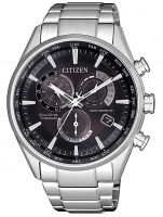 Ceas: Ceas barbatesc Citizen ( MODEL 2019 ) CB5020-87E Eco-Drive SUPER TITAN Radio Controlat  Chrono 41mm 10ATM