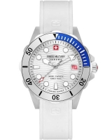Ceas: Ceas de dama Swiss Military Hanowa 06-6338.04.001.03 Offshore Diver Lady 38mm 20ATM