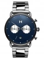 Ceas: Ceas barbatesc MVMT D-BT01-BLUS Blacktop Astro Blue Cronograf 47mm 10ATM