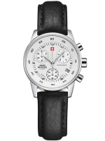 Ceas: Ceas de dama Swiss Military SM34013.04 Chrono 31mm 5ATM