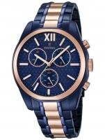 Ceas: Ceas barbatesc Festina F16857/1 Elegance Cronograf 42mm 10ATM