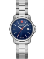 Ceas: Ceas de dama Swiss Military Hanowa 06-7230N.04.003 Swiss Recruit II 28mm 5ATM