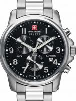 Ceas: Ceas barbatesc Swiss Military Hanowa 06-5233.04.007 Swiss Soldier Chrono Prime 39mm 10ATM