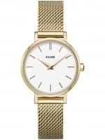 Ceas: Ceas de dama Cluse La Bohème CW0101211001  28mm 5ATM