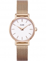 Ceas: Ceas de dama Cluse La Bohème CW0101211003  28mm 5ATM