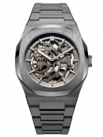 Ceas: Ceas barbatesc D1 Milano SKBJ02 Skeleton Automatic 42mm 5ATM