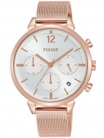 Ceas: Ceas de dama Pulsar PT3944X1 Chrono  36mm 5ATM