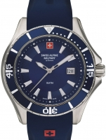 Ceas: Ceas barbatesc Swiss Alpine Military 7040.1835 Diver 45mm 10ATM