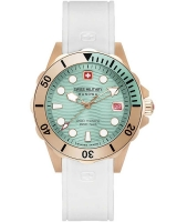 Ceas: Ceas de dama Swiss Military Hanowa 06-6338.09.008 Offshore Diver Lady 38mm 20ATM