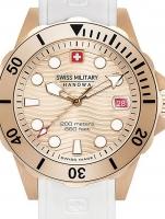Ceas: Ceas de dama Swiss Military Hanowa 06-6338.09.010 Offshore Diver Lady 38mm 20ATM