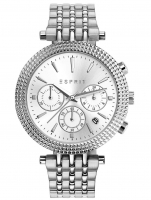 Ceas: Ceas de dama Esprit ES108742001 Cronograf 38mm 3ATM