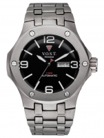 Ceas: Ceas barbatesc V.O.S.T. Germany V100.017.AT.TT.T.B Titanium Automatic 44mm 20 ATM