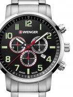 Ceas: Ceas barbatesc Wenger 01.1543.102 Attitude Chrono. 44mm 10ATM