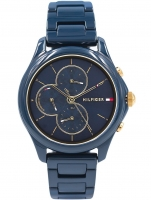 Ceas: Tommy Hilfiger 1782260 Skylar ceramic ladies 38mm 3ATM