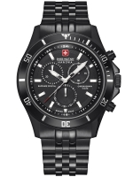 Ceas: Ceas barbatesc Swiss Military Hanowa Flagship 06-5183.13.007 Cronograf 42 mm