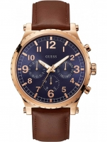 Ceas: Ceas barbatesc Guess W1215G1 Arrow 46mm 3ATM