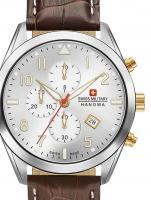 Ceas: Ceas barbatesc Swiss Military Hanowa 06-4316.04.001.02 Helvetus Cronograf 43mm 10ATM