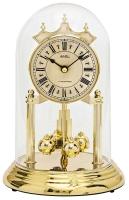 Ceas: AMS 1204 Tischuhr klassisch Jahresuhr Geräuschlose Uhr - Serie: AMS Tischuhren