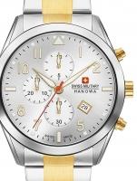 Ceas: Ceas barbatesc Swiss Military Hanowa 06-5316.55.001 Helvetus Cronograf 43mm 10ATM
