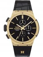 Ceas: Ceas barbatesc Haemmer HSG-4803 Impressive Cronograf Superial 48mm 10ATM
