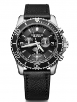 Ceas: Ceas barbatesc Victorinox 241864 Maverick Cronograf  43mm 10ATM