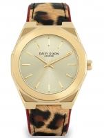 Ceas: Ceas de dama Daisy Dixon DD121TG Alessandra set cu clutch 36mm 3ATM