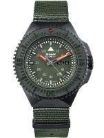 Ceas: Ceas barbatesc Traser H3 109858 P69 Black-Stealth Green 46mm 20ATM