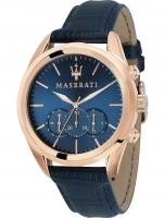 Ceas: Maserati R8871612015 Traguardo chrono 45 mm 10ATM
