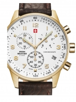 Ceas: Ceas barbatesc Swiss Military SM34058.07 Chrono 42mm 10ATM