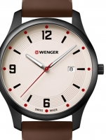 Ceas: Ceas barbatesc Wenger 01.1441.124 City Active  43mm 10ATM