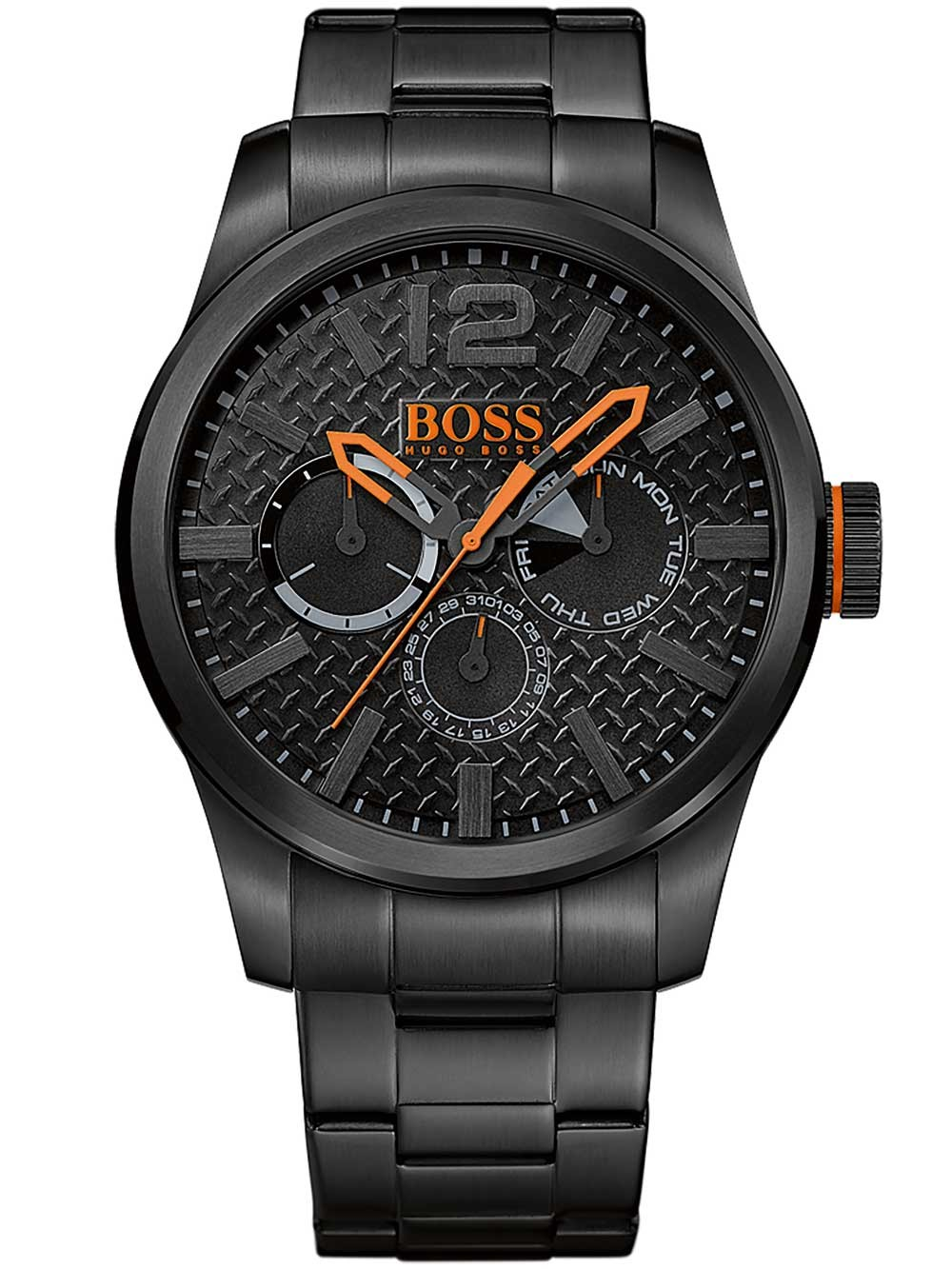 Hugo Boss Orange 1513239 Paris Multieye 3ATM 47mm