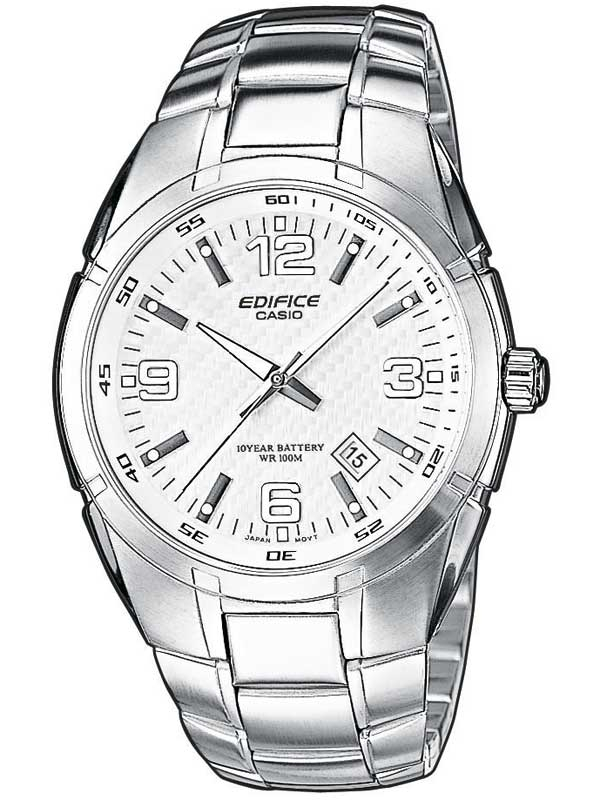Casio EF-125D-7AVEF Edifice Herren 40mm 10ATM