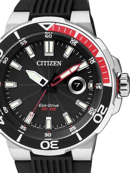 Citizen Eco-Drive Sports AW1420-04E Herren 45mm 20ATM