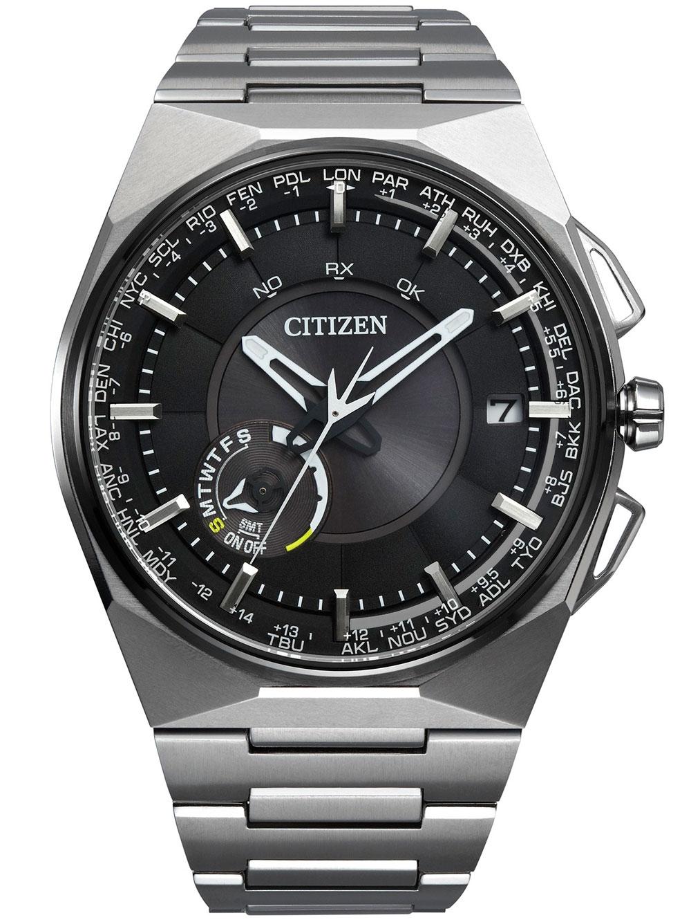 Citizen Eco-Drive Satellite Time System CC2006-53E 48 mm 100M