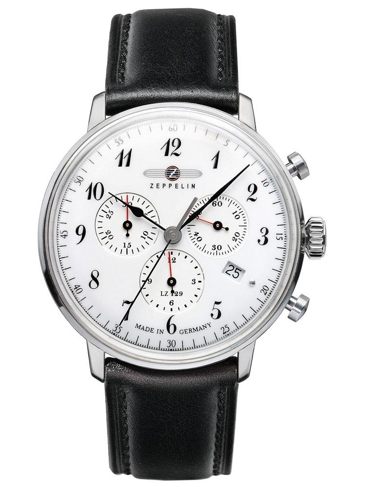 Zeppelin LZ129 7086-1 Ceas Barbatesc Chronograph