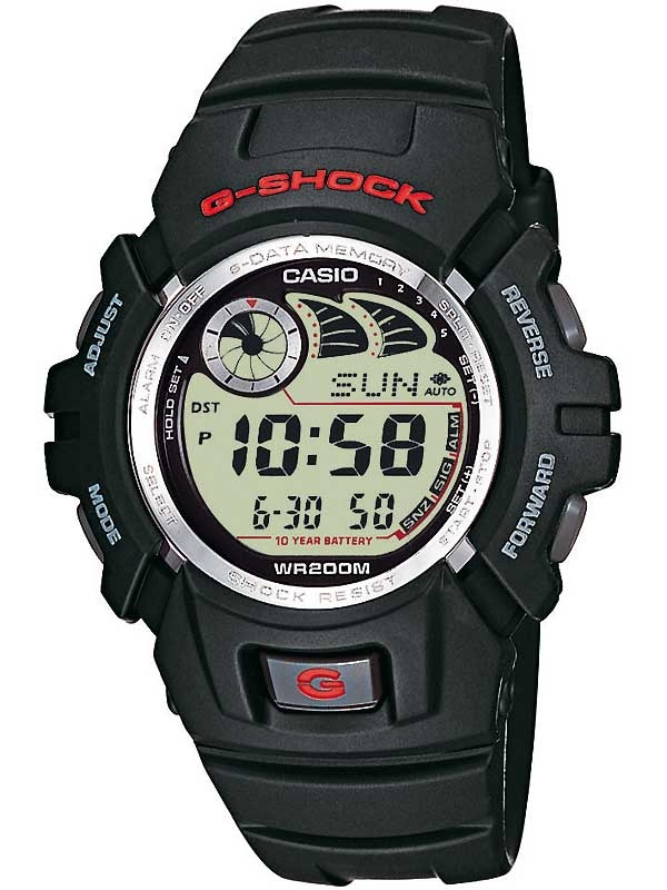 Casio G-2900F-1VER G-Shock Herren 46mm 20ATM