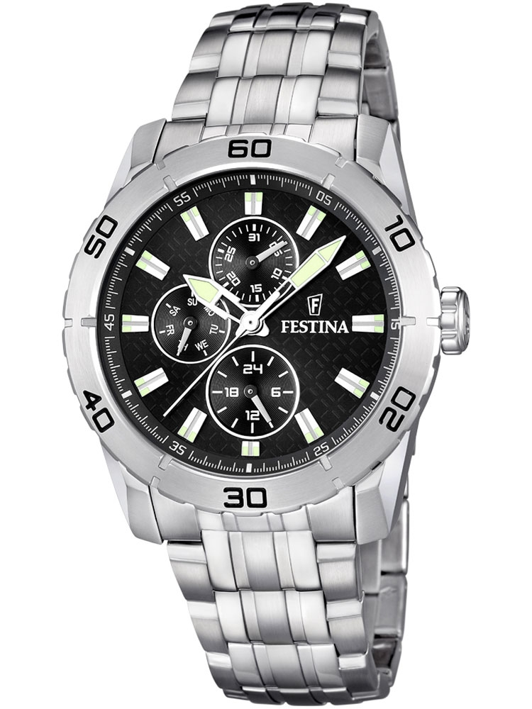 Festina F16606/4 Ceas Barbatesc Multifunction
