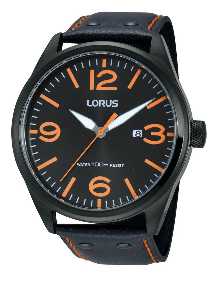 Lorus RH961DX9 Barbati 10 ATM 46 mm