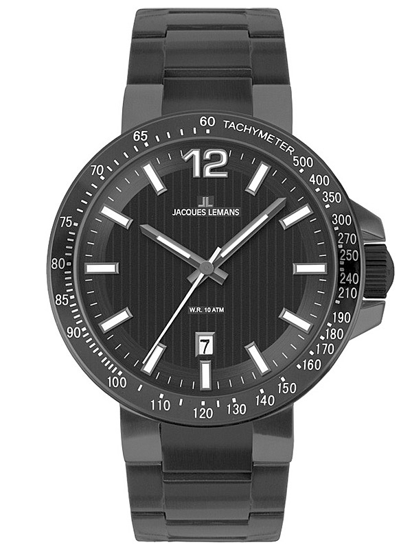 Jacques Lemans Milano 1-1695F Unisex 42 mm