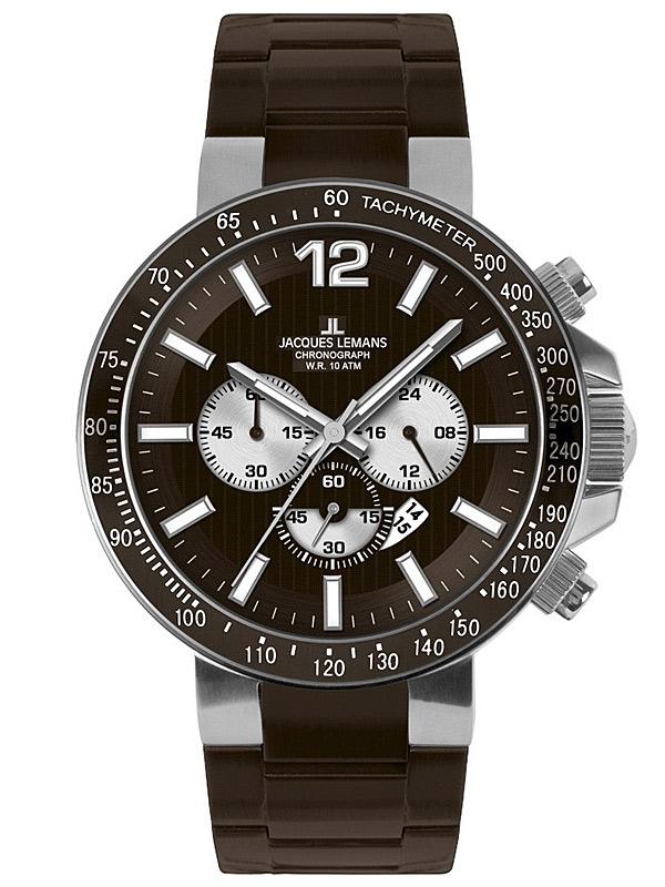 Jacques Lemans Milano 1-1696D Ceas Barbatesc Chronograph